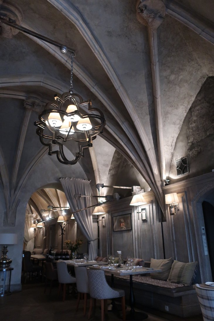 Restaurante Szara Ges - Cracóvia - Polónia © Viaje Comigo.