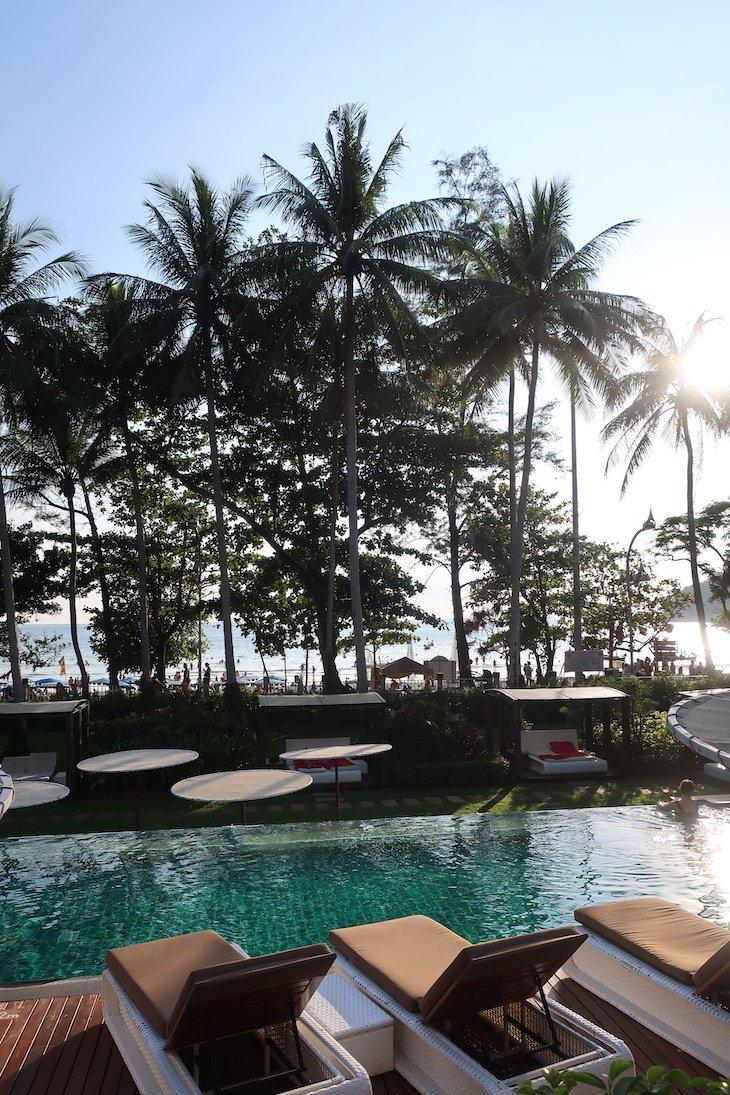 Piscina Zen do Club Med Phuket - Tailândia © Viaje Comigo