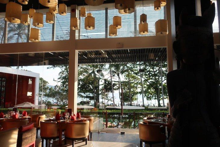 Restaurantes do Club Med Phuket - Tailândia © Viaje Comigo