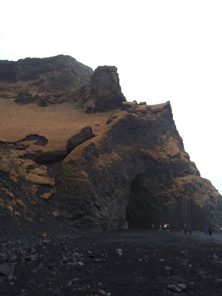 Reynisfjara, Viagem à Islândia: testes do Galaxy A9, Samsung © Viaje Comigo