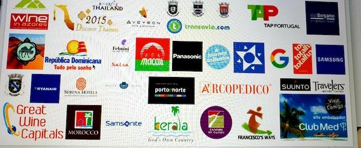 Empresas que trabalham com Viaje Comigo