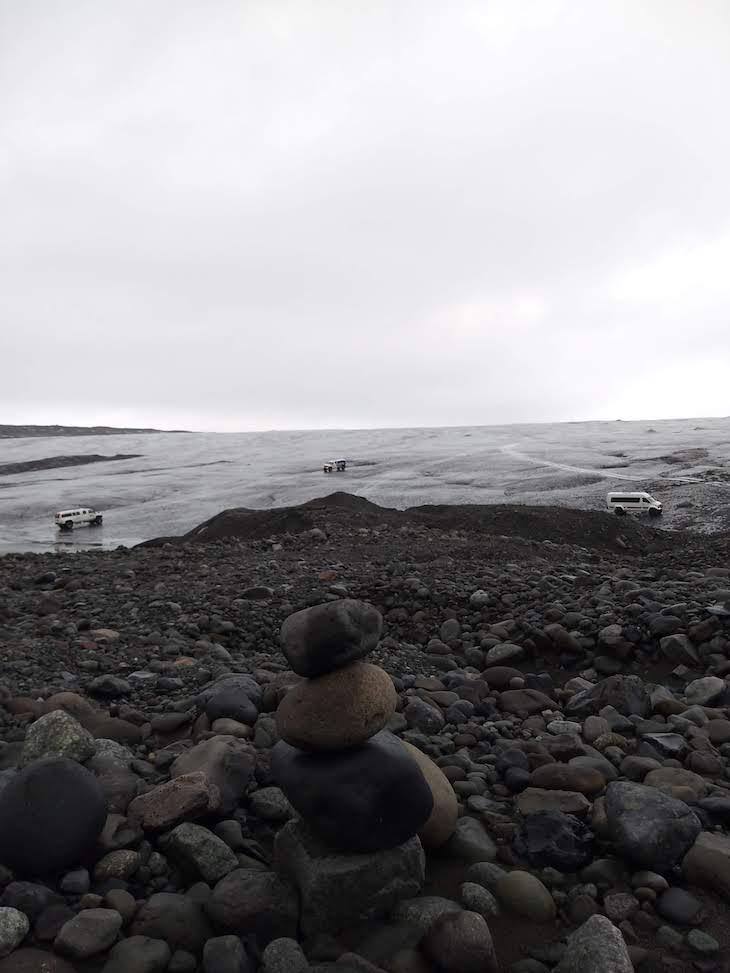 Islândia: testes do Galaxy A9, Samsung © Viaje Comigo