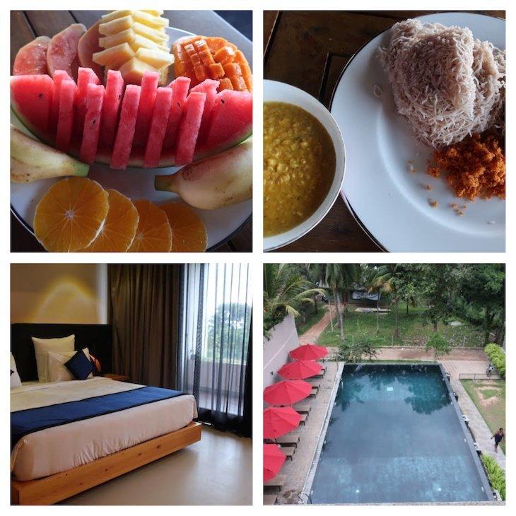 Ballena Regency Hotel - Mirissa - Sri Lanka © Viaje Comigo