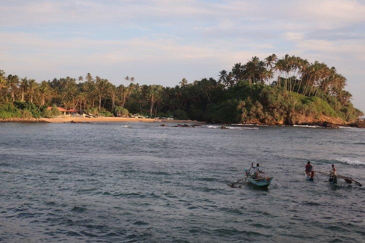 Pescadores de Koggala - sul do Sri Lanka © Viaje Comigo