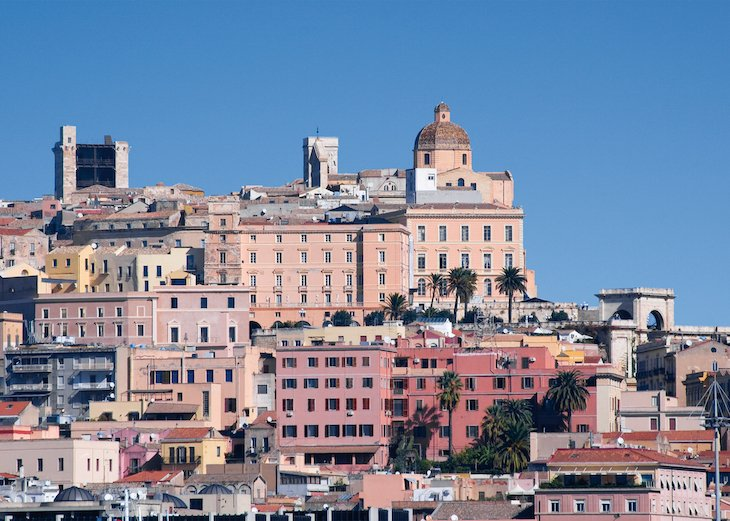 Cagliari - Sardenha © DR