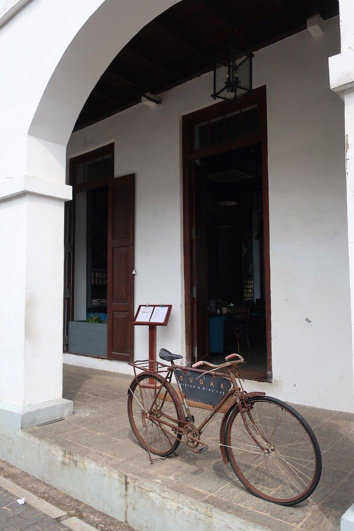 Old Dutch Hospital - Galle - Sri Lanka © Viaje Comigo
