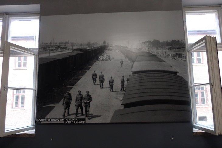 Fotografias de Auschwitz-Birkenau, Polónia © Viaje Comigo