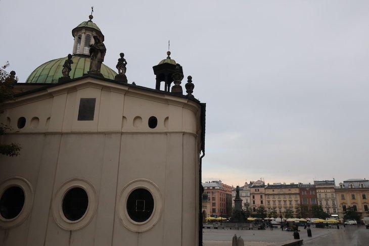 Igreja S. Adalberto -Cracóvia - Polónia © Viaje Comigo