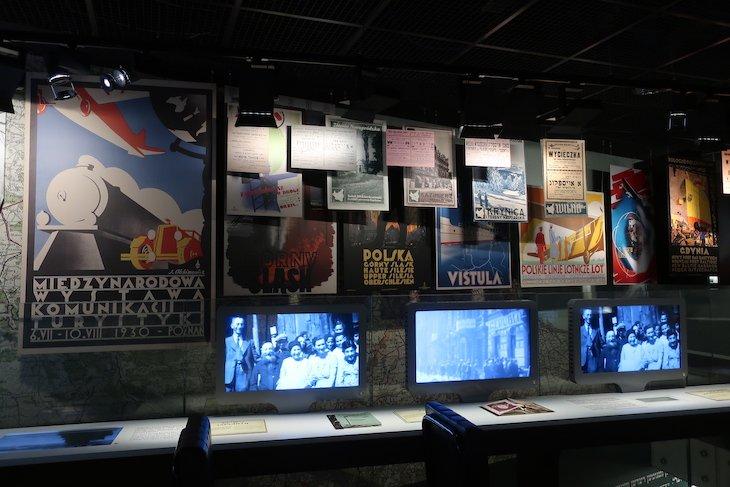 Museu POLIN - Museu da História dos Judeus Polacos- Varsóvia - Polónia © Viaje Comigo