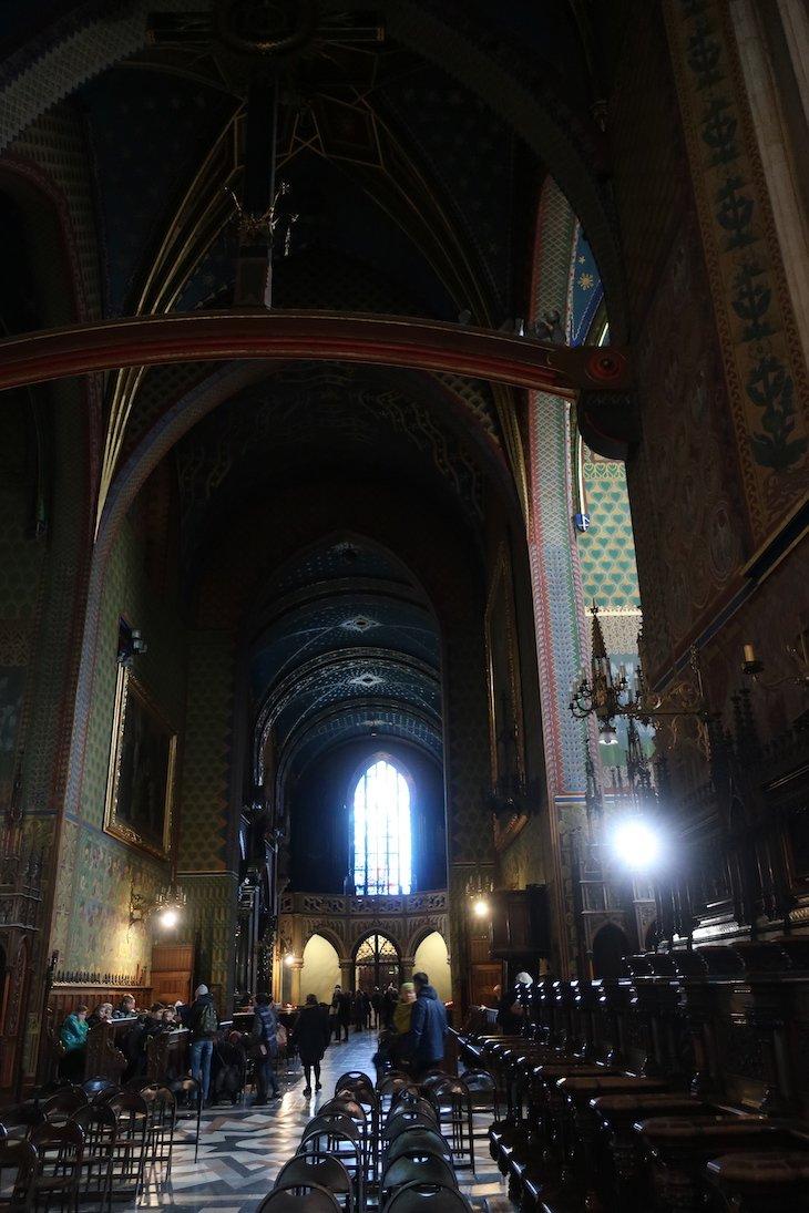 Basílica S Francisco de Assis - Cracóvia - Polónia © Viaje Comigo