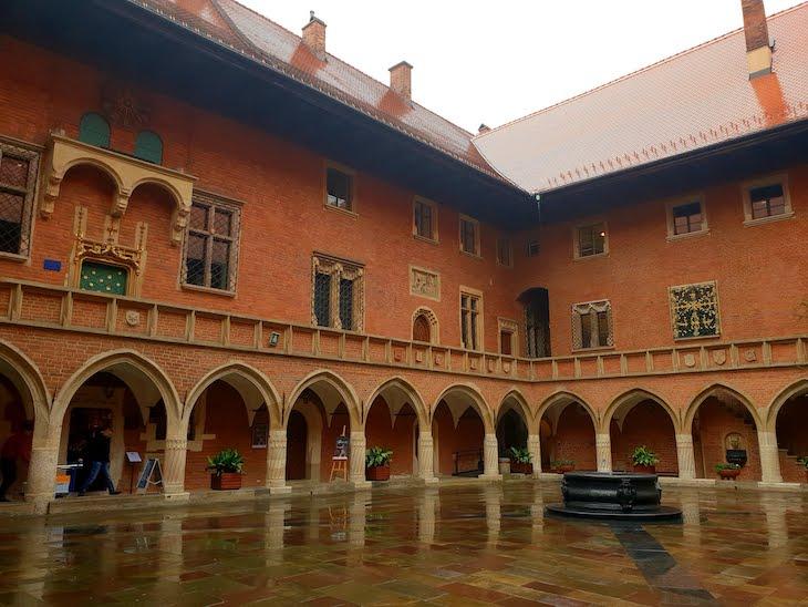 Collegium Maius - Cracóvia - Polónia © Viaje Comigo