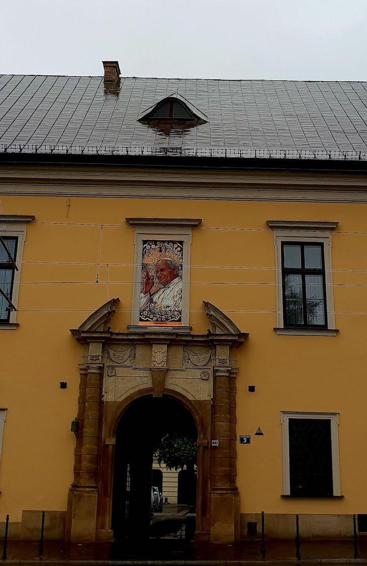 Karol Wojtyla, João Paulo II - Cracóvia - Polónia © Viaje Comigo