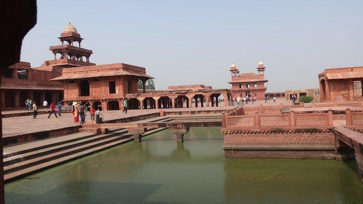 Fatehpur Sikri - Índia © Viaje Comigo