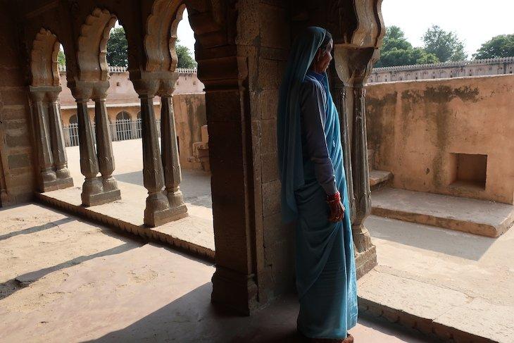 Poço Chand Baori - Abhaneri - Índia © Viaje Comigo