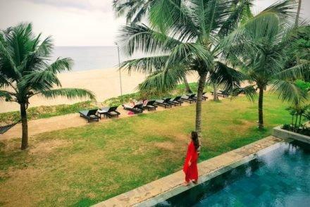 Ubuntu Beach Villas Hotel - Sri Lanka © Viaje Comigo