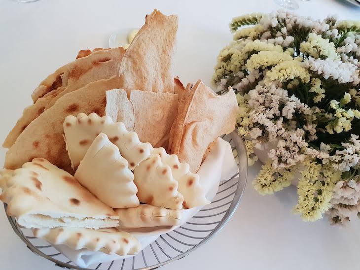 Almoço de apresentação da Sardenha © Viaje Comigo