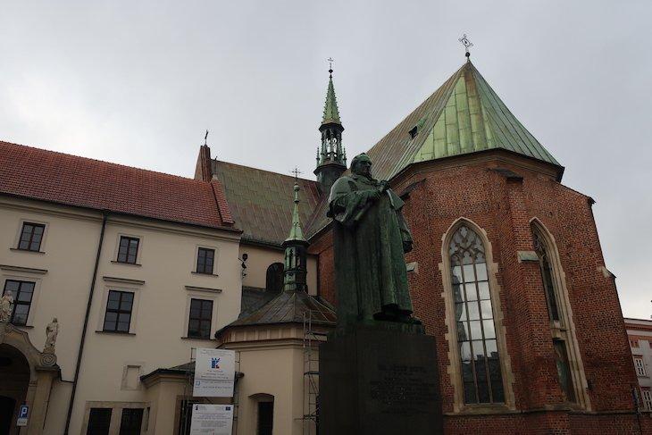 Basílica de São Francisco de Assis - Cracóvia - Polónia © Viaje Comigo