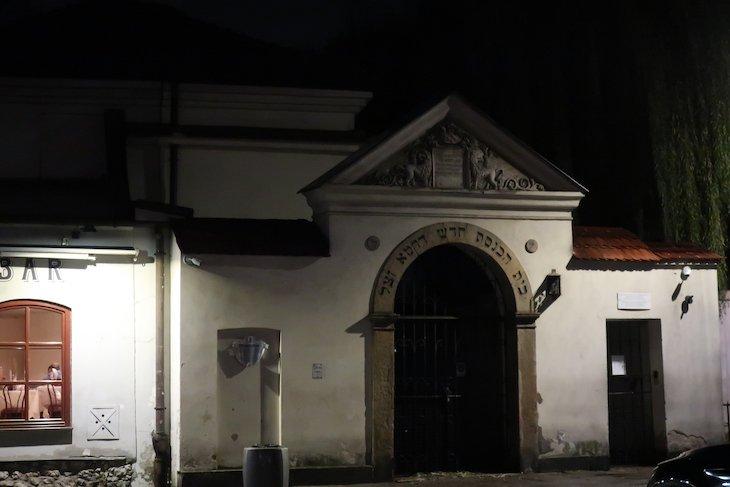Sinagoga Poppera - Cracóvia, Polónia © Viaje Comigo