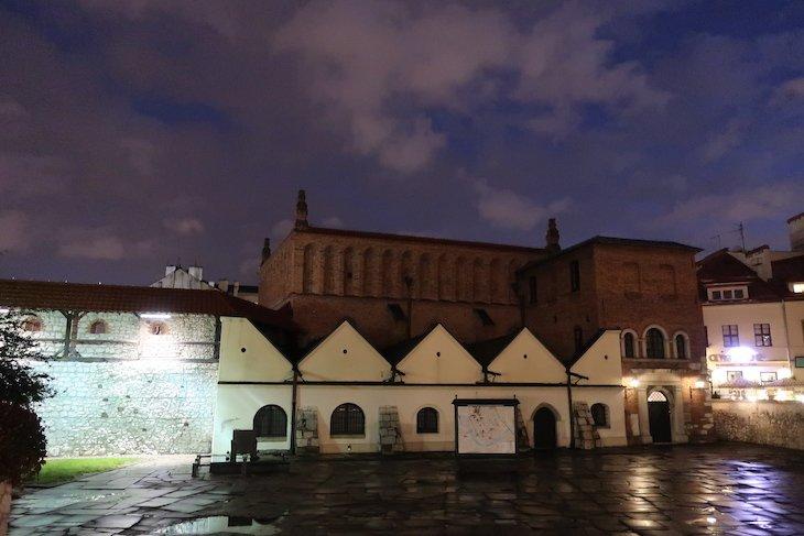 Sinagoga Velha - Cracóvia, Polónia © Viaje Comigo