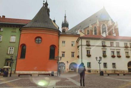 Cracóvia - Polónia © Viaje Comigo