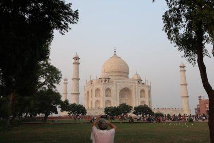 Taj Mahal - Agra - Índia © Viaje Comigo