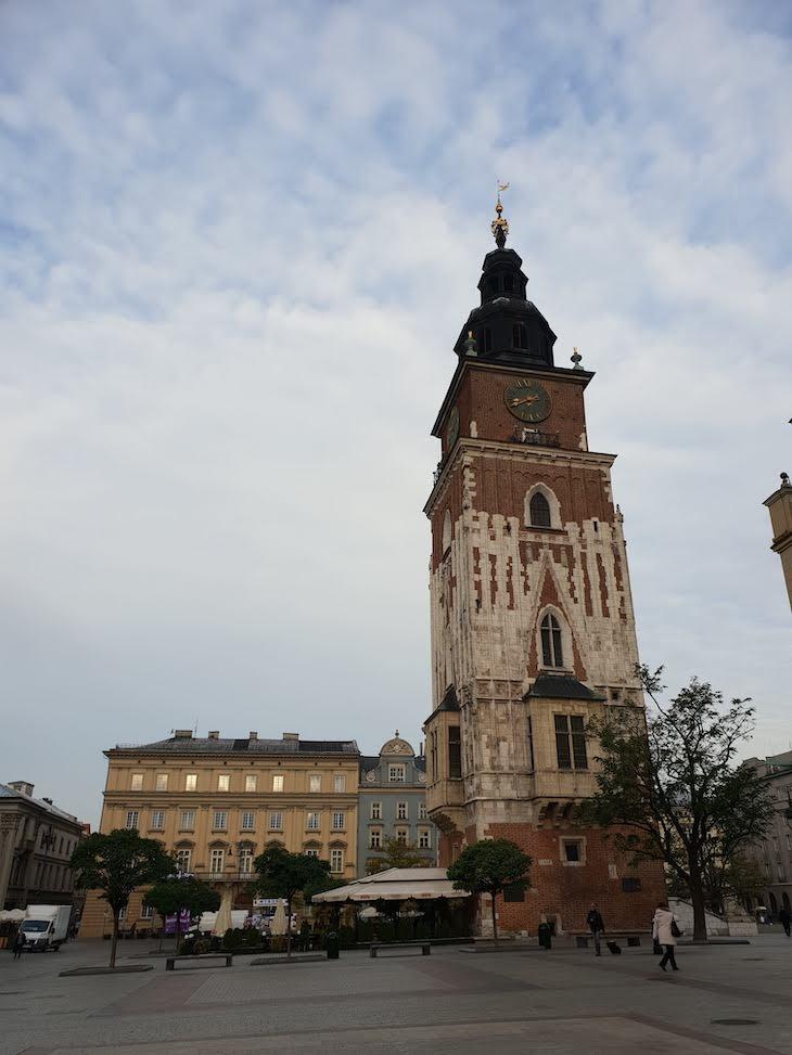 Torre de Cracóvia - Polónia © Viaje Comigo