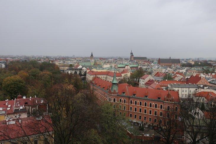Castelo Real de Wawel, Cracóvia, Polónia © Viaje Comigo