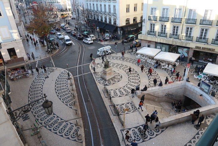 Chiado Square Apartments - Lisboa - Portugal © Viaje Comigo