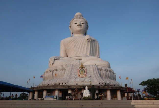 Big Buda, Phuket, Tailândia © Viaje Comigo