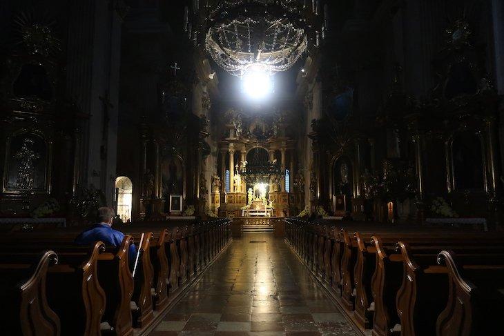 Igreja de Santa Ana - Varsóvia - Polónia © Viaje Comigo