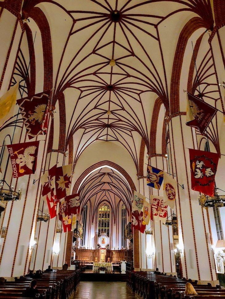 Catedral de Varsóvia - Polónia © Viaje Comigo