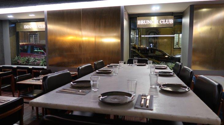 Clube Lisboeta - Lisboa © Viaje Comigo