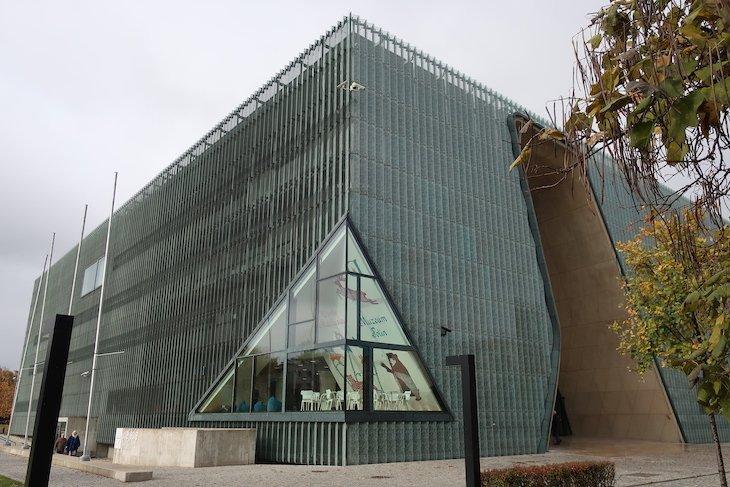 Museu POLIN - Varsóvia - Polónia © Viaje Comigo