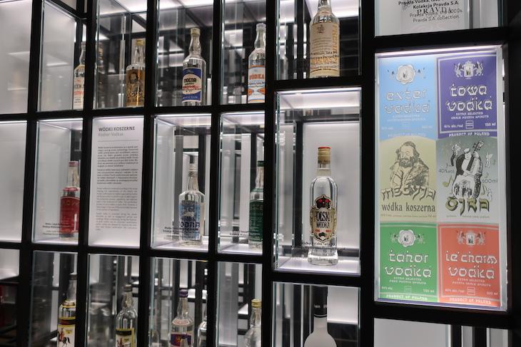 Polish Vodka Museum - Museu do Vodka, Varsóvia, Polónia © Viaje Comigo