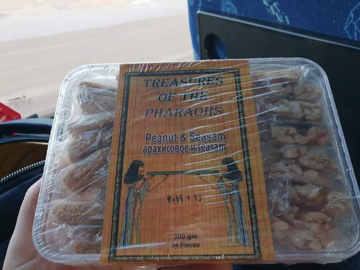 Compras no supermercado do Centro Comercial em Hurghada - Egito © Viaje Comigo