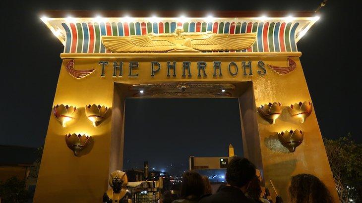 Pharaohs - Cairo - Egito © Viaje Comigo