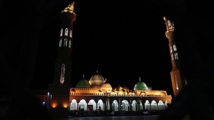 Mesquita de Hurghada - Egito © Viaje Comigo