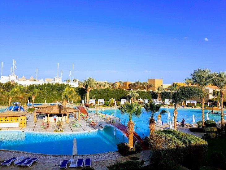 Prima Life Makadi - Hurghada - Egito © Viaje Comigo