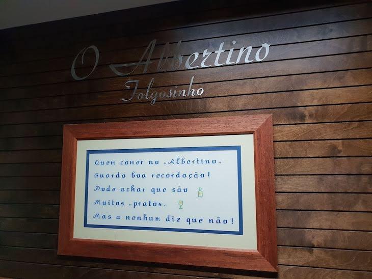 Restaurante O Albertino - Folgosinho - Portugal © Viaje Comigo