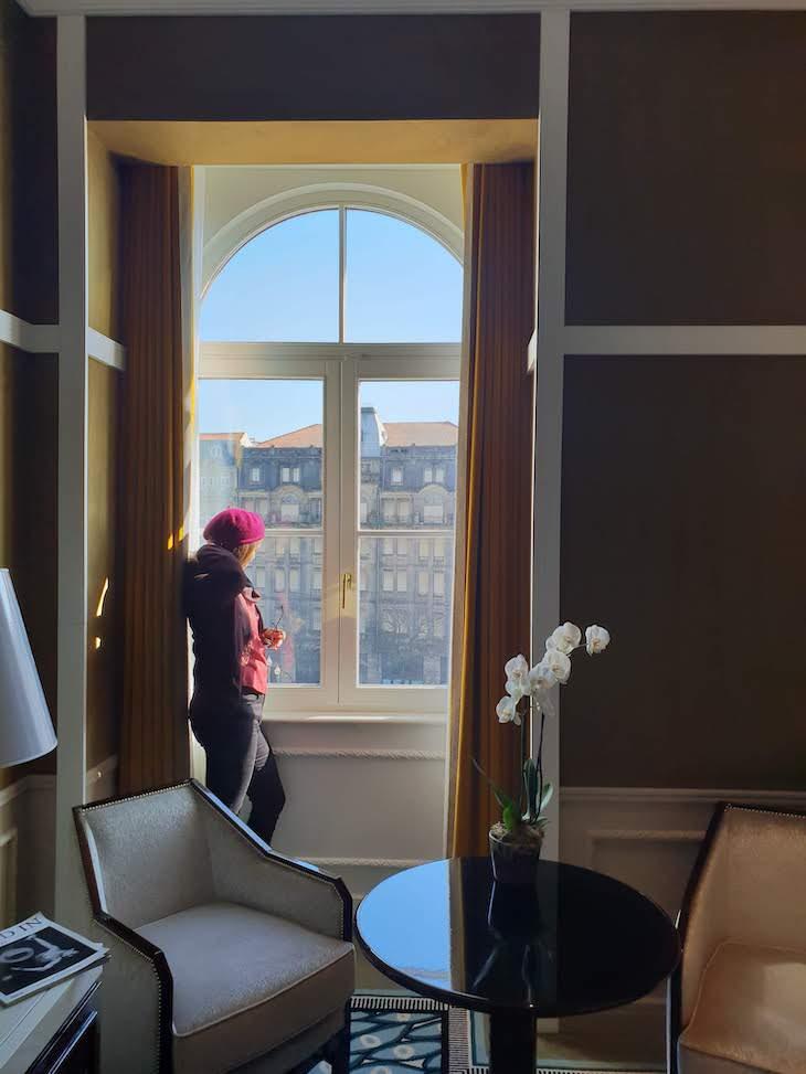 Hotel Le Monumental Palace - Maison Albar, Porto © Viaje Comigo