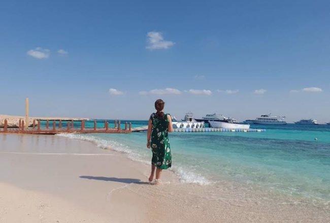 Paradise Island - Giftun Island - Hurghada - Egito © Viaje Comigo