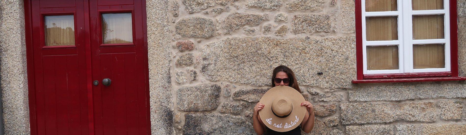 Susana em Castelo Novo © Viaje Comigo