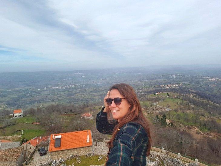Susana Ribeiro em Folgosinho - Portugal © Viaje Comigo
