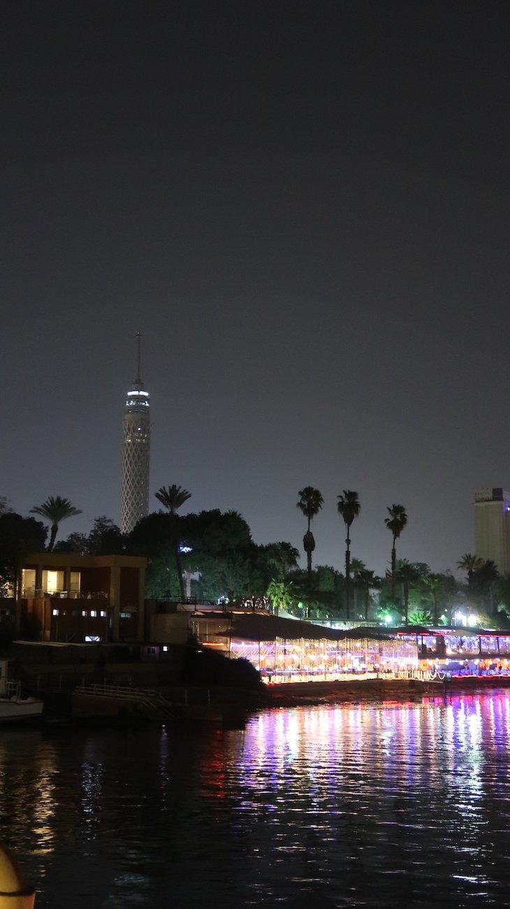 Passeio no rio Nilo, Cairo - Egito © Viaje Comigo