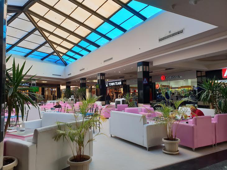 Centro Comercial em Hurghada - Egito © Viaje Comigo