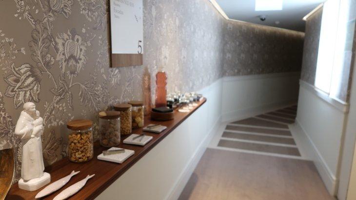 Em cada andar, sabores de diferentes continentes - Corpo Santo Hotel - Lisboa - Portugal © Viaje Comigo