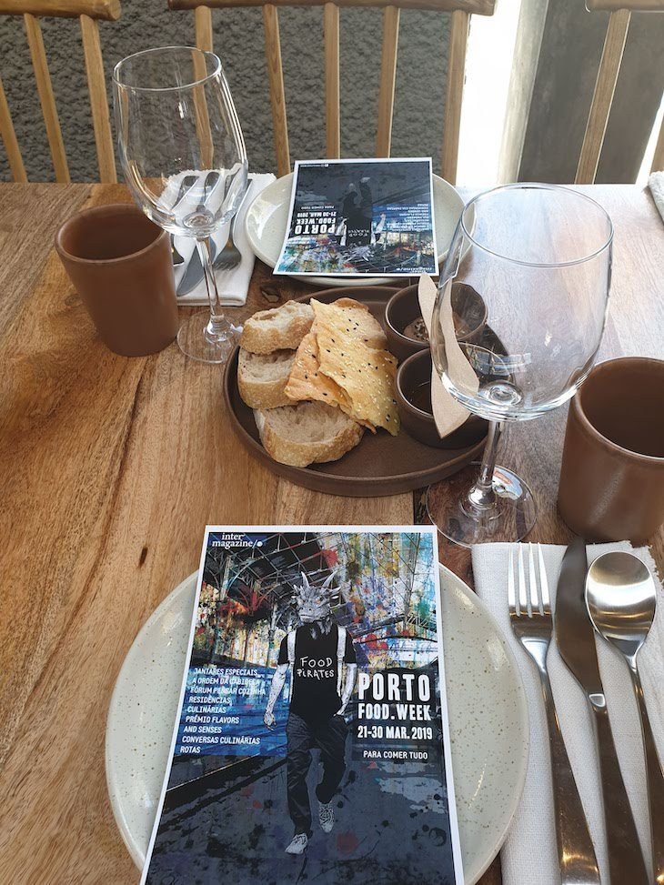 Apresentação da Porto Food Week © Viaje Comigo