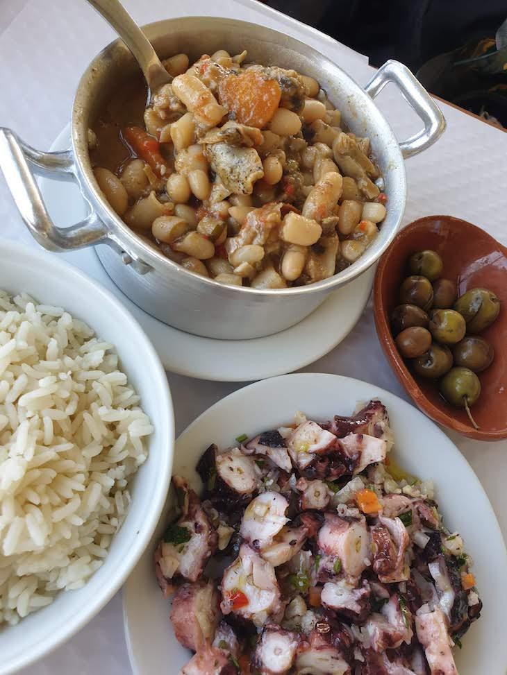 Restaurante Estrela do Norte - Sines - Portugal © Viaje Comigo
