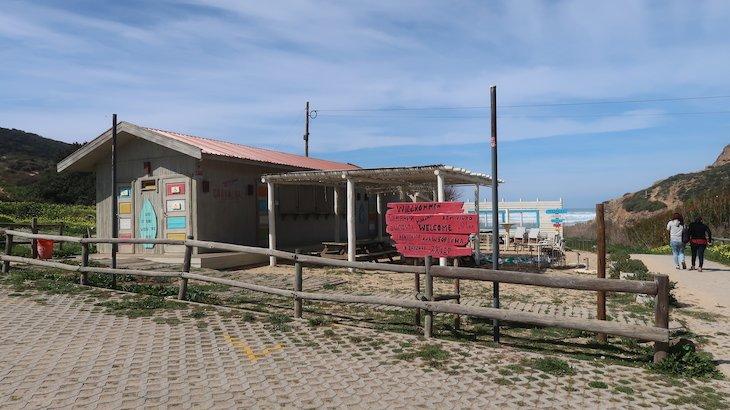 Praia do Carvalhal - Alentejo - Portugal © Viaje Comigo