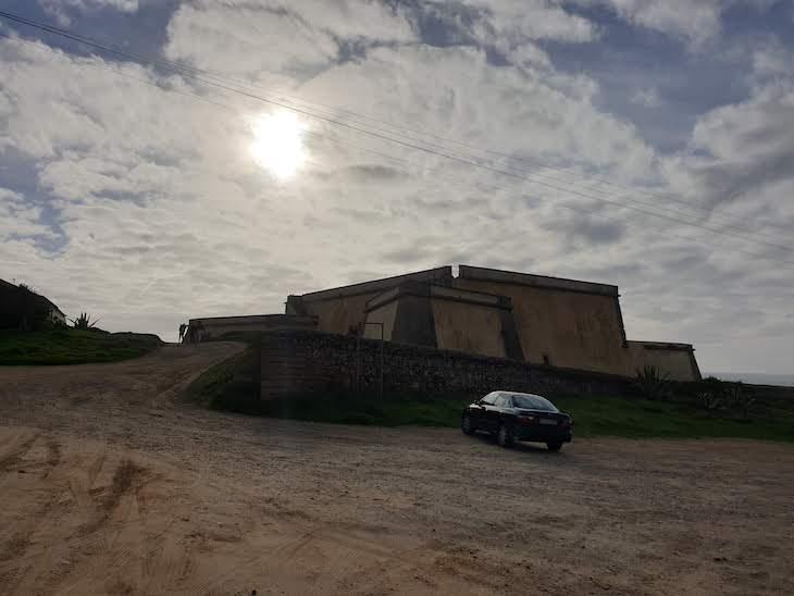 Forte de Nossa Senhora da Queimada - Porto Covo - Alentejo - Portugal © Viaje Comigo